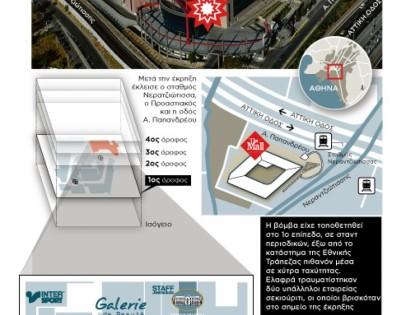 Το χρονικό της επίθεσης στο «The Mall»