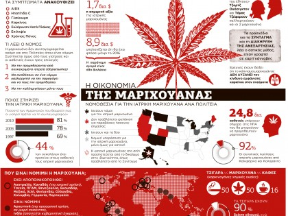 The economy of marijuana