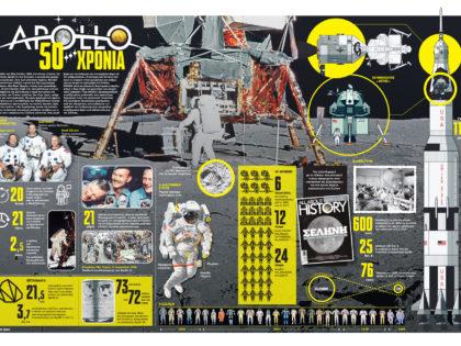 50 χρόνια Apollo 11